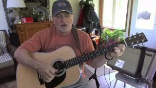 1308 -  One Friend  - Dan Seals cover with guitar chords and lyrics