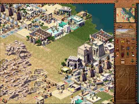 Pharaoh Walkthrough: Mission 13 - Iunet (Dendera) [2/2]