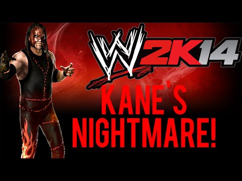 WWE2K14 Custom Story | KANE'S NIGHTMARE | Part 1