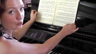 """""""Alliancepiano"""" Vidéo leçons de piano gratuits. The fifth finger. Pinky. Le cinquième doigt."""