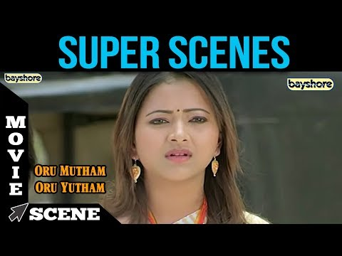 Oru Mutham Oru Yutham  - Super Scene 6   Suba Selvam   Uday Kiran , Swetha Basu, Ashish Vidhyarthi