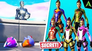 Masti *SECRETE* Customizari SINGULARITY in Fortnite!