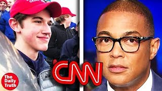 CNN Is Getting Sued For 250 Million Dollars By Covington High School Kid 🤣