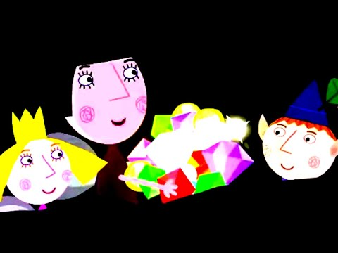 Ben and Holly's Little Kingdom Full Episodes - Ben & Holly Explore the Dwarf Mine -Cartoons for Kids