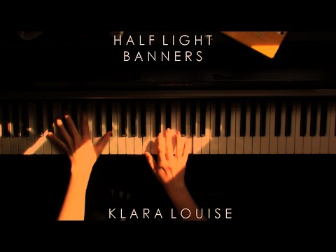 HALF LIGHT | Banners Piano Cover