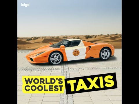 World's Coolest Taxis