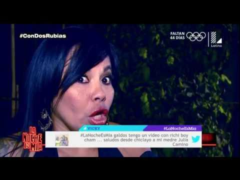 Aparecen más videos íntimos de famosas peruanas