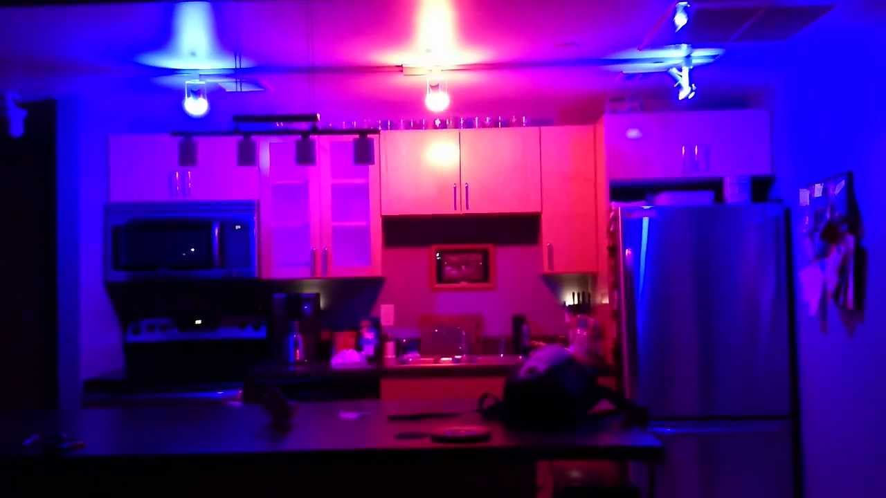 Philips Hue And Ambify U003d Instant Party Pleaser!   YouTube Great Ideas
