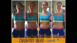 **LOSE WEIGHT DANCING** Country Heat