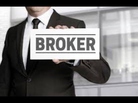 Waa maxay Broker?