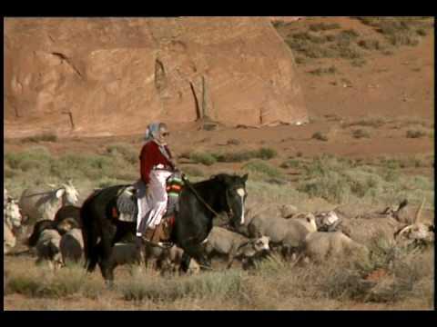 Sheepherding - Navajo Traditions Monument Valley