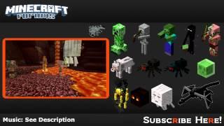 Minecraft Mobs: Hostile Mobs (+Hub)