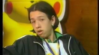 Pokémon 2000 - Entrevista con el Campeón español y 3º del mundo