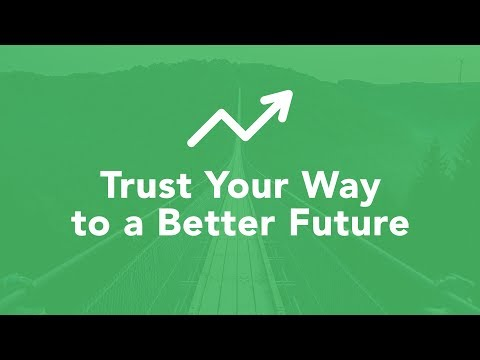 Trust Your Way to a Better Future - Bruce Downes The Catholic Guy