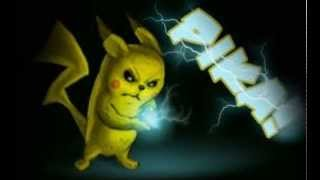Pokemon Pika Pika Pikachu (techno mix)