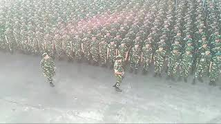 Download lagu Yel yel TNI BIKIN MRINDING .....