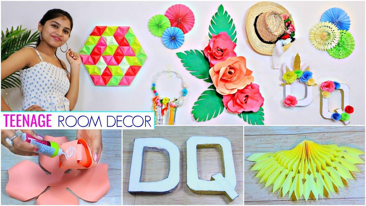 6 Diy Teenager Room Decor Ideas Walldecor Wallart Anaysa Diyqueen