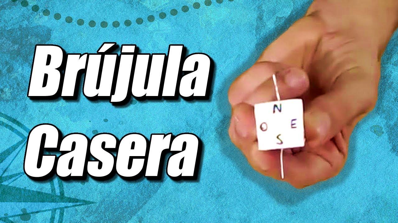 Br jula casera c mo se hace youtube - Como hacer una mosquitera casera ...