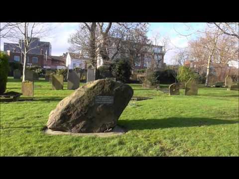 A Walk Round Clifton Street Cemetery Belfast