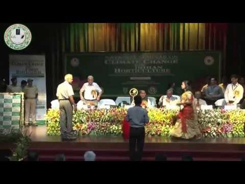 National Seminar on Climate Change And Indian Horticulture (Inaugural Session)