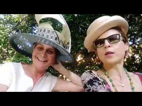 I ns cappelli per commentare il flop di divo nerone opera rock altro che ascot puntata 73 - Divo nerone youtube ...