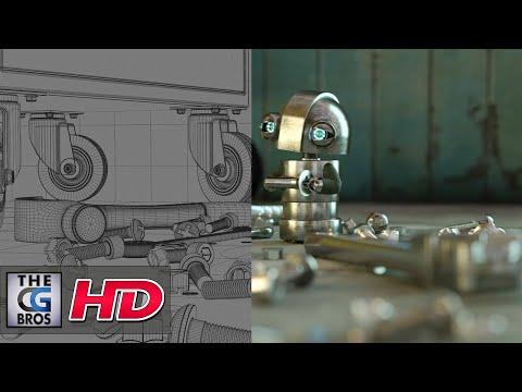 """CGI & VFX Showreels HD: """"2016 Reel"""" - by Vaatenurk"""