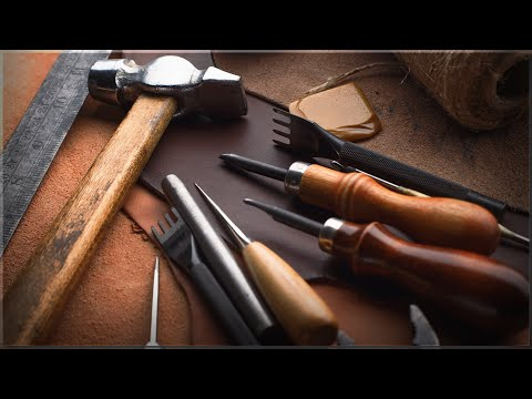leathercraft-for-beginners---which-tools-do-i-buy-first?---part-1