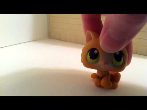 Lps- I saw mommy kissing Santa Claus (Christmas special #1)