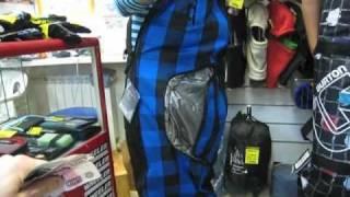 видео Как выбрать чехол для сноуборда?