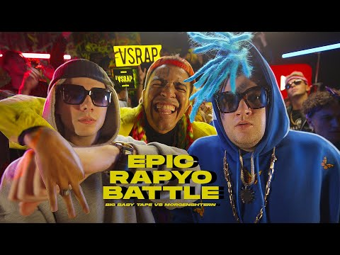MORGENSHTERN vs BIG BABY TAPE — Epic RapYo Battle