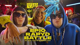 MORGENSHTERN vs BIG BABY TAPE — Epic RapYo Battle