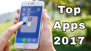 Les 5 Meilleures Applications iPhone - Septembre 2017