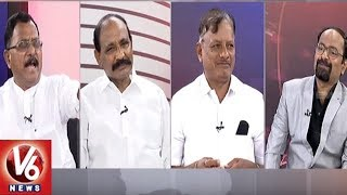 In Today's #GoodMorningTelangana Watch Special Discussion On #CMKCR...