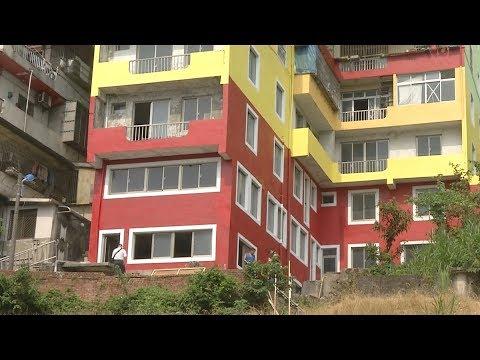 彩繪舊建物 用色彩建構基隆城市美學 20180530 公視晚間新聞