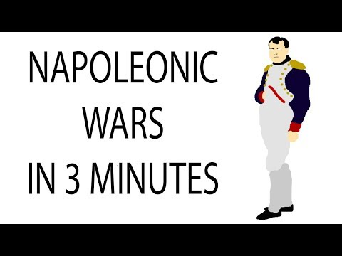 Napoleonic Wars | 3 Minute History