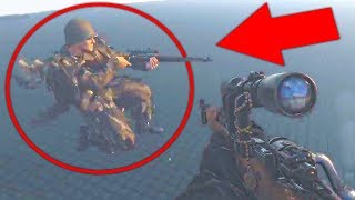Sliding is Actually in COD WWII?