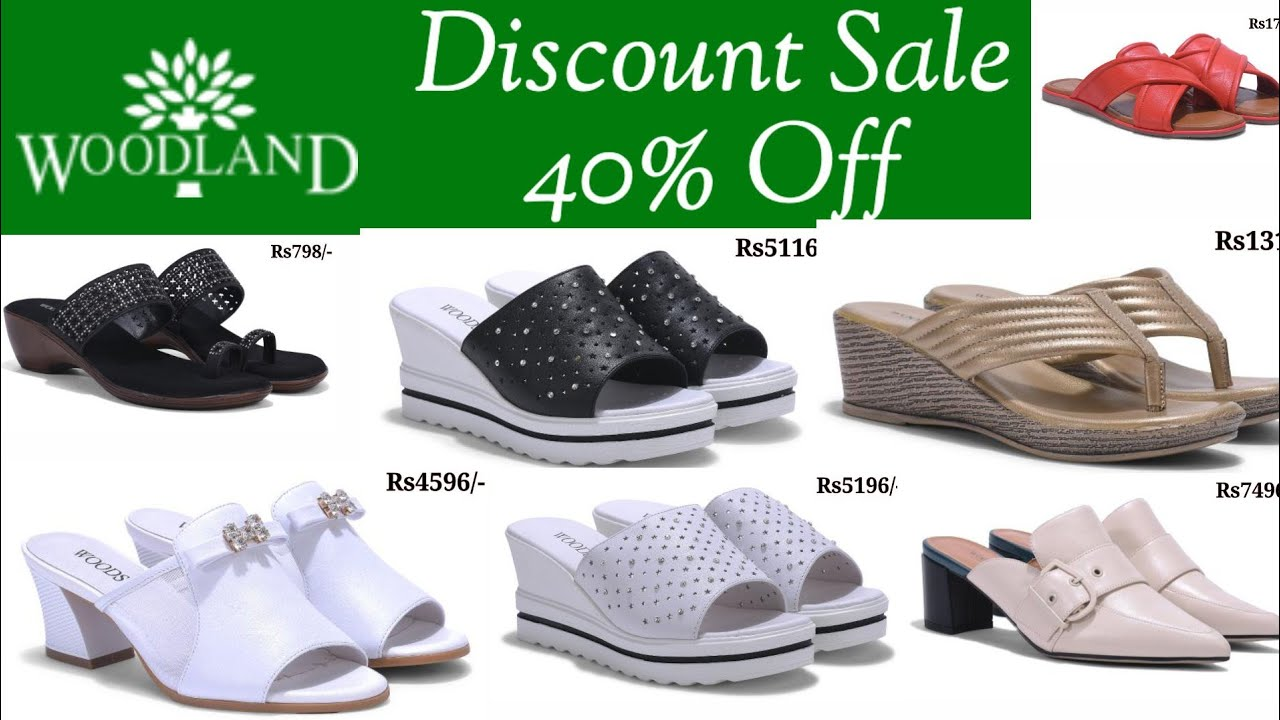 WOODLAND SHOES COLLECTION CHAPPAL