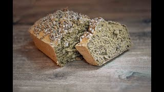 Easy Vegan Gluten Free Bread - Buckwheat & Corn