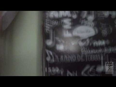 Tornado 15/04/2016. Dolores. Cámara Radio San Salvador.