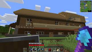 Dziennik z Minecraft (PL) Automatyczna Stacja Kolejek - Sezon 3 Dzień 39