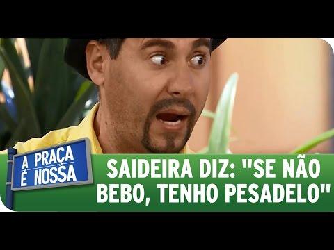 A Praça É Nossa (27/08/15) - Saideira:
