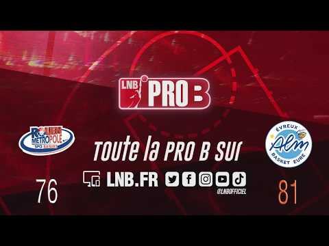 PROB : Rouen vs Evreux (J23)