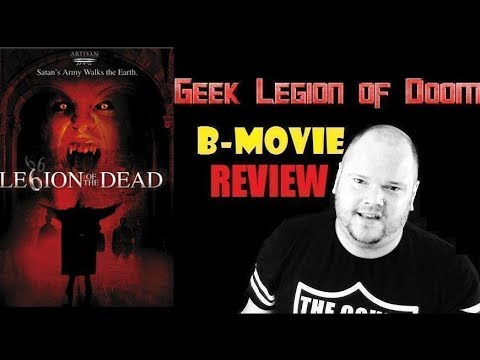 LEGION OF THE DEAD  2001 Michael Carr  BMovie