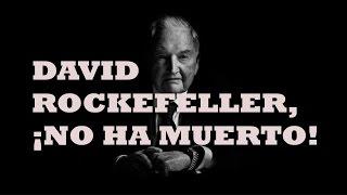 DAVID ROCKEFELLER, ¡NO HA MUERTO! Free HD Video
