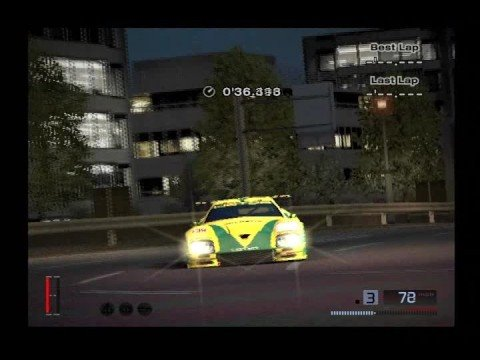 GT4 Lister Storm V12 Race Car @ Special Stage Route 5
