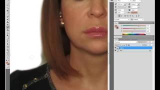Как делать фото на документы(photoshop CS5)