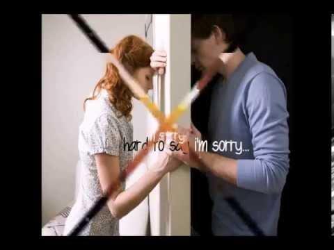~ HARD TO SAY I'M SORRY (WITH LYRICS) - WESTLIFE ~