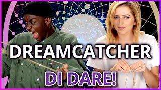 DIY Dreamcatcher?! | Di Dare w/ Rickey Thompson and Lycia Faith