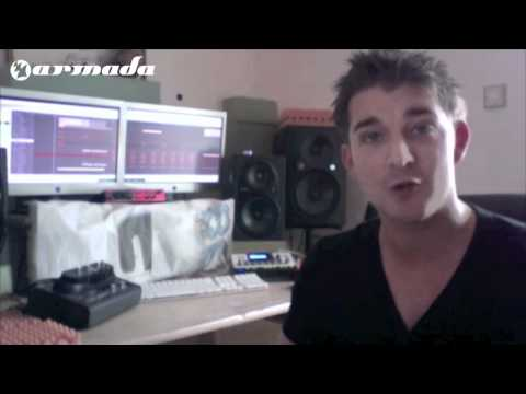 Ashley Wallbridge announcing Trance World 11; win your signed copy!