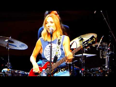 Be Myself (New Song!) - Sheryl Crow @ Blossom Music Center, Cuyahoga Falls - Sep. 15, 2017